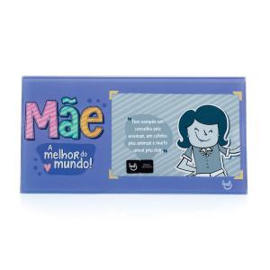Presente Dia das Mães - PORTA RETRATO CARINHO MAE